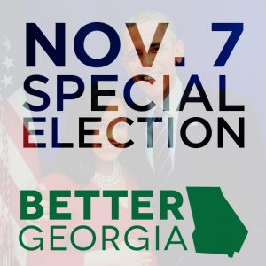 65 Nov 7th Special Election on the Better Georgia Podcast