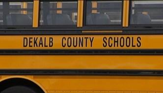 DeKalb bus drivers strike for better pay, get fired immediately