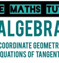 Equations of Tangents to Circles (Grade 9)   Part 4   Grade 9 Maths Series    GCSE Maths Tutor   BetterGradesFast   TV [ 720 x 1280 Pixel ]