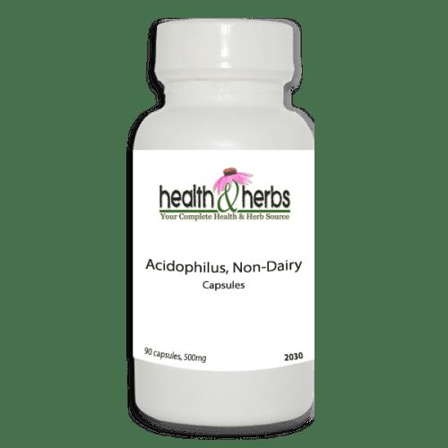 2030-Acidophilus, Non-Dairy