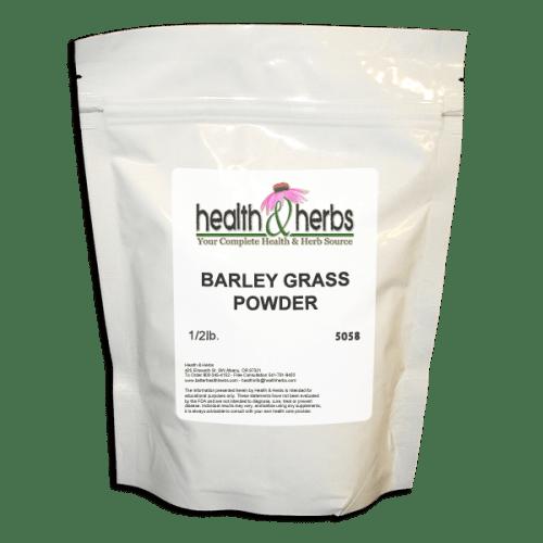 5058-Barley Grass Powder