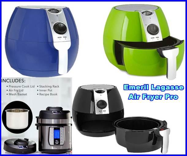 Emeril Lagasse Air Fryer Pro