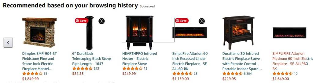 Indoor Wood Burning Fireplaces