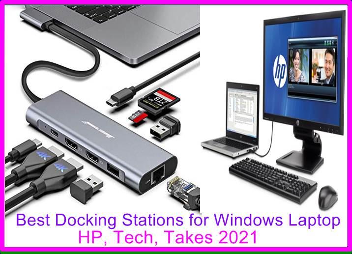 Best Docking Stations for Laptop