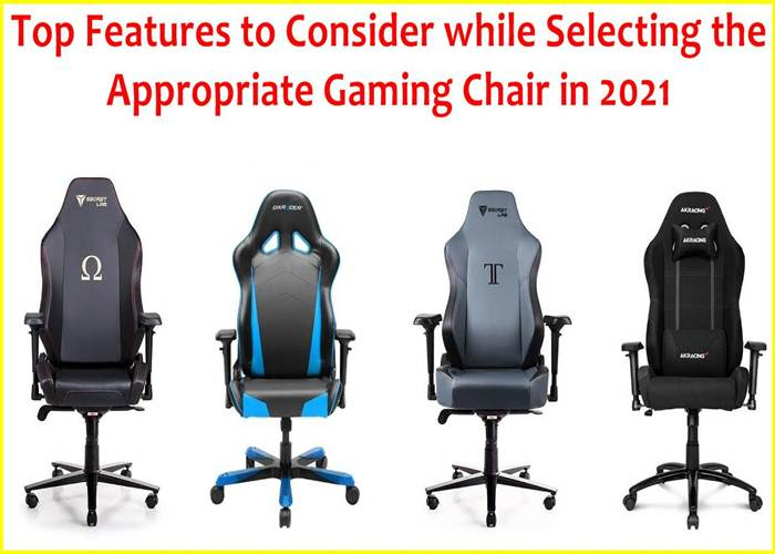 Appropriate Gaming Chair