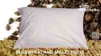 A Millet Hull Pillow Could Transform Your Sleep [PILLOW TALK]