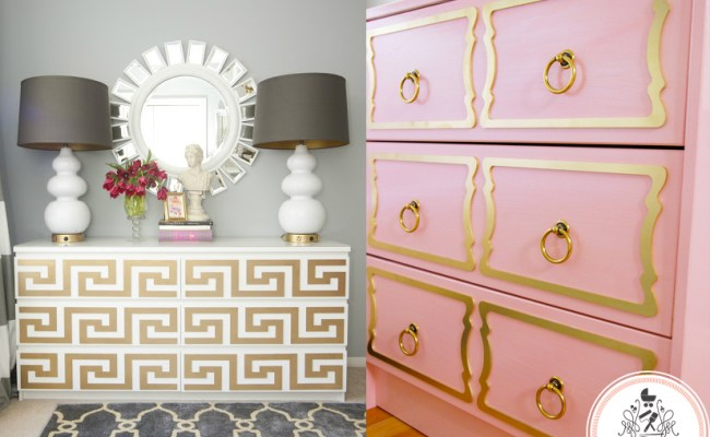 Make Your Ikea Furniture Look Stunning With Overlays