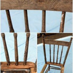 Outdoor Porch Chairs Accent Dining With Arms Gardening Diy: Turn A Thrift Store Chair Into Cute Shabby Chic Inspired Planter! – Better ...