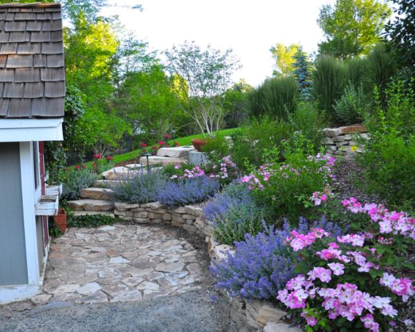 prepare yard spring