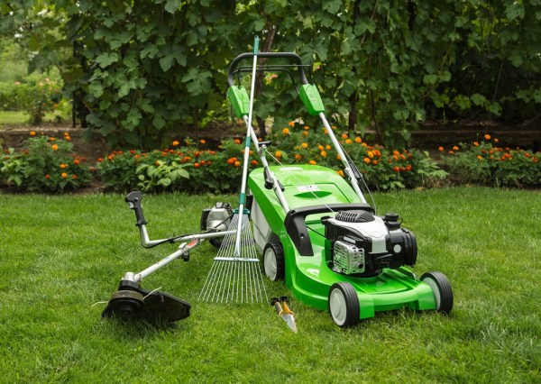 5 lawn care tools