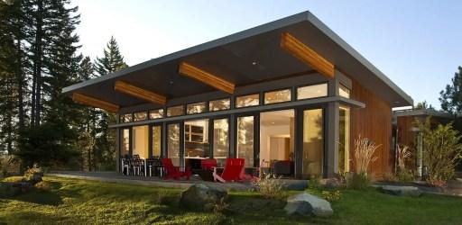 modular homes modern prefabricated market building builders