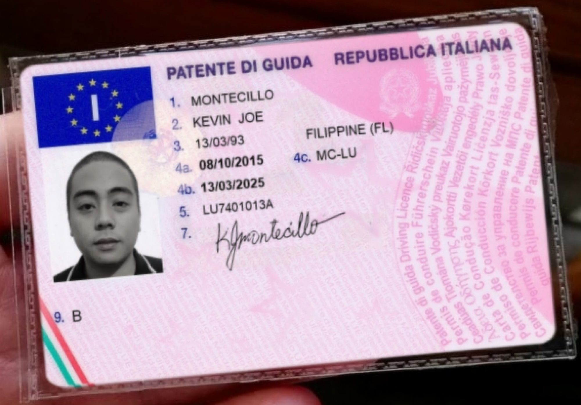 Italy driver's licence - Better Immigration Services