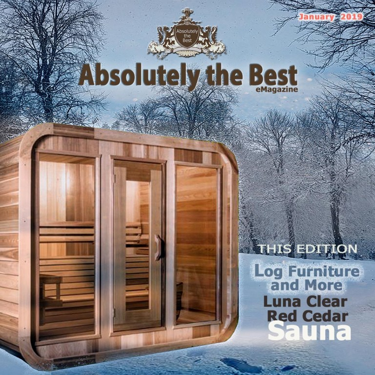 The Luna Log Furniture and more