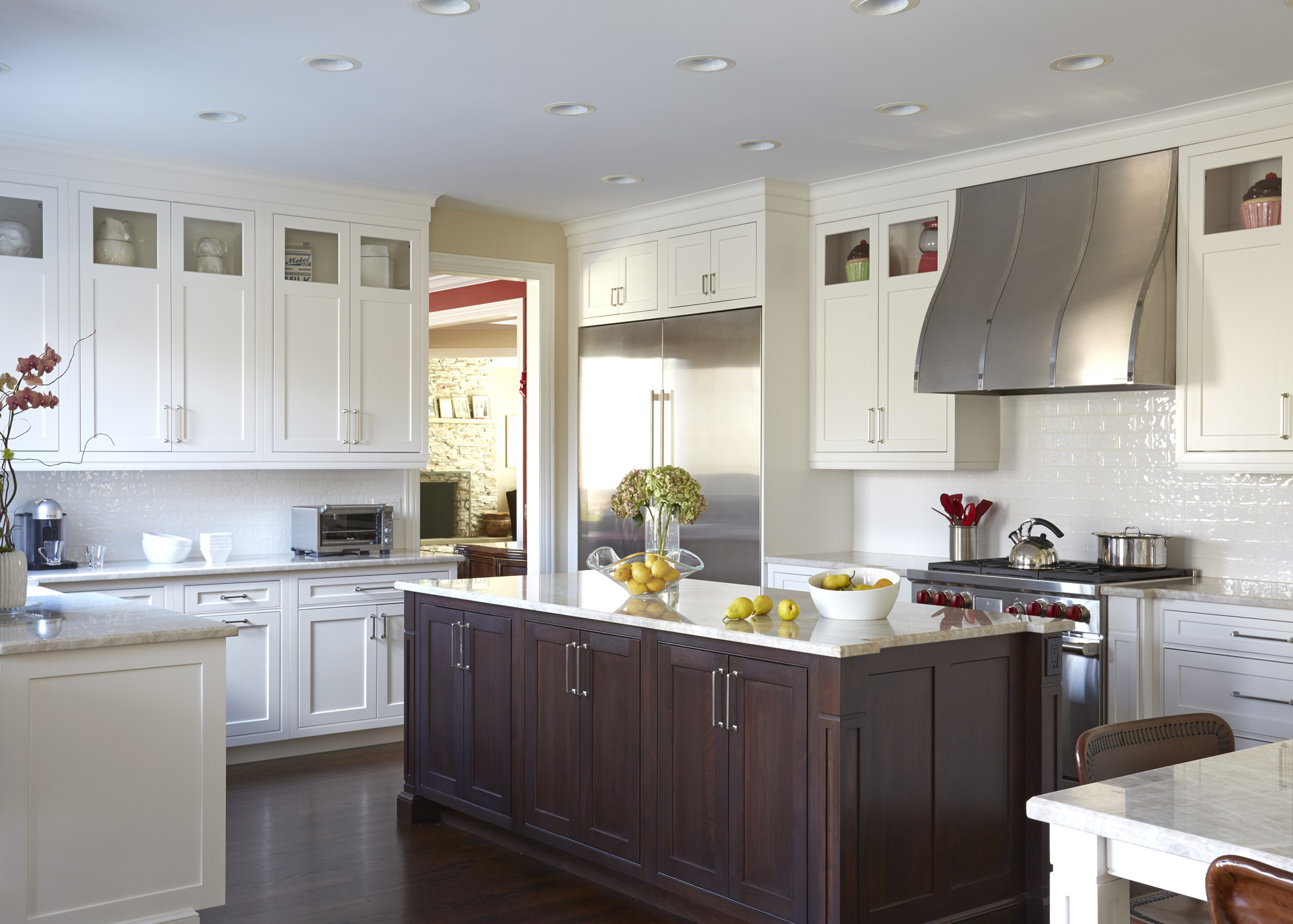North Shore Transitional Kitchen  Better Kitchens
