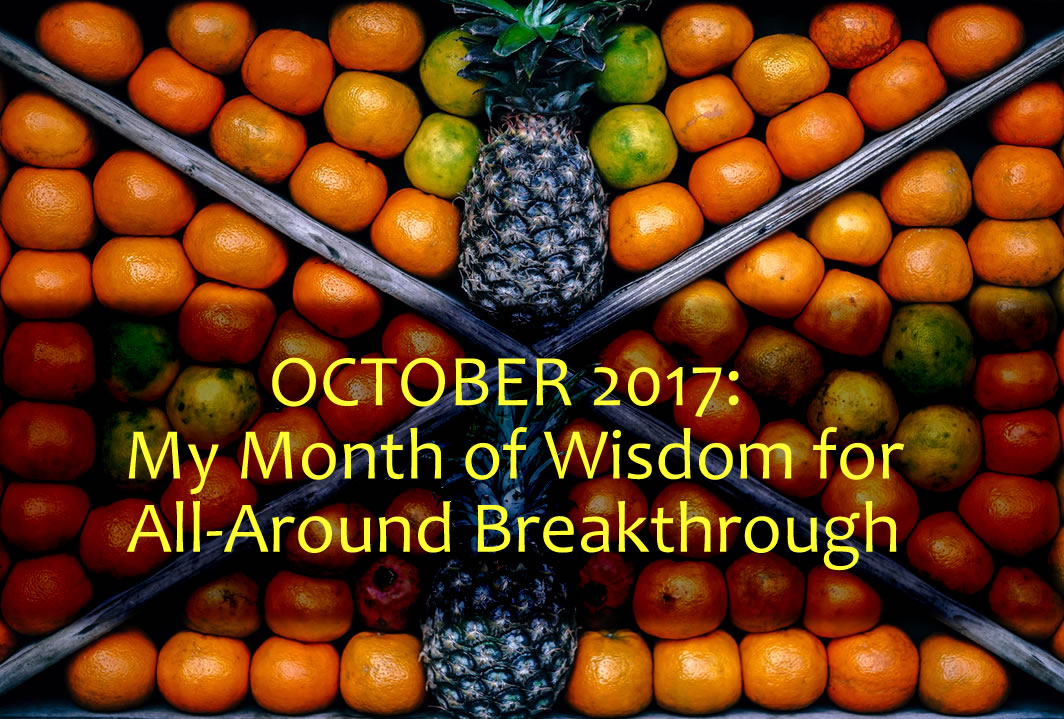 Command the Month: Inspiration & Breakthrough Prayers for the Month