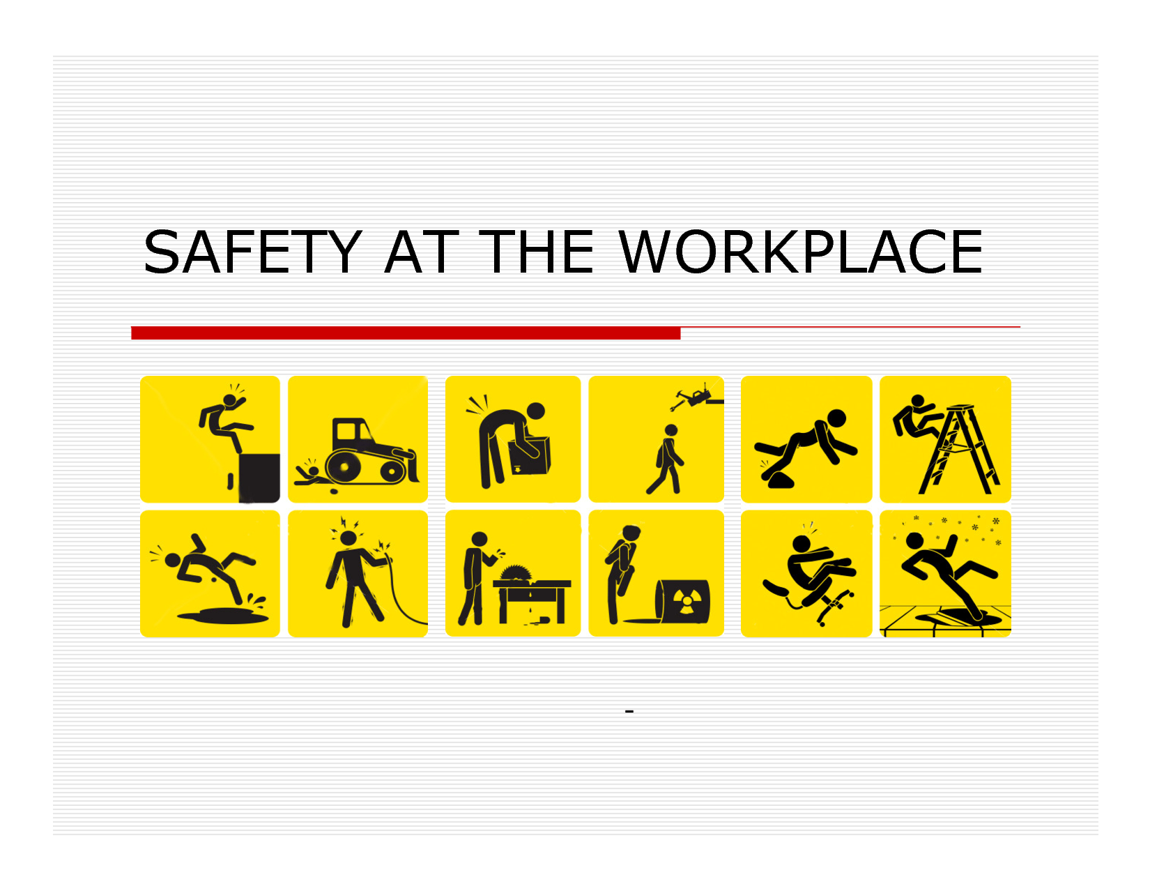 Don T Forget Safety First