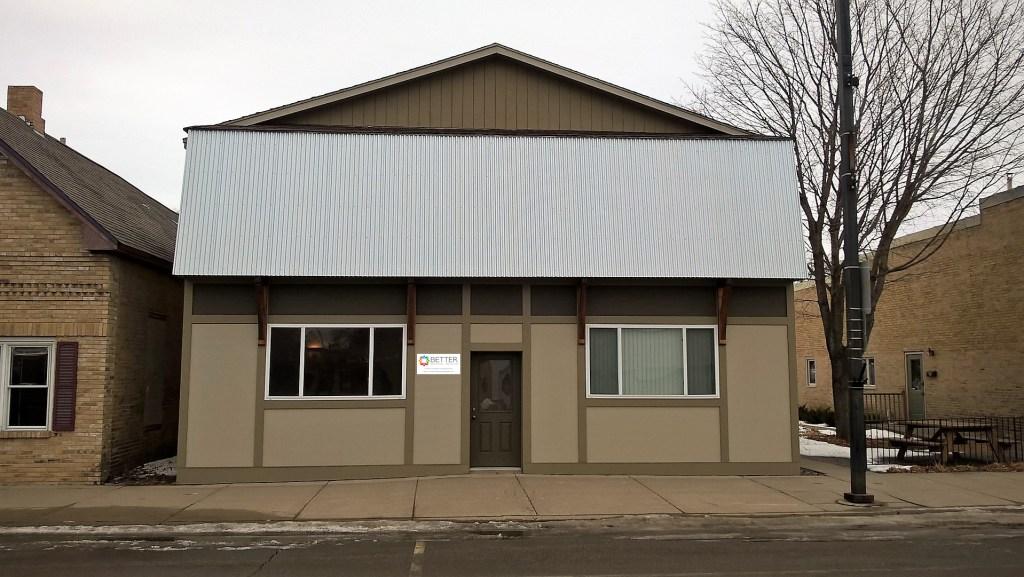 604 1st Street Building