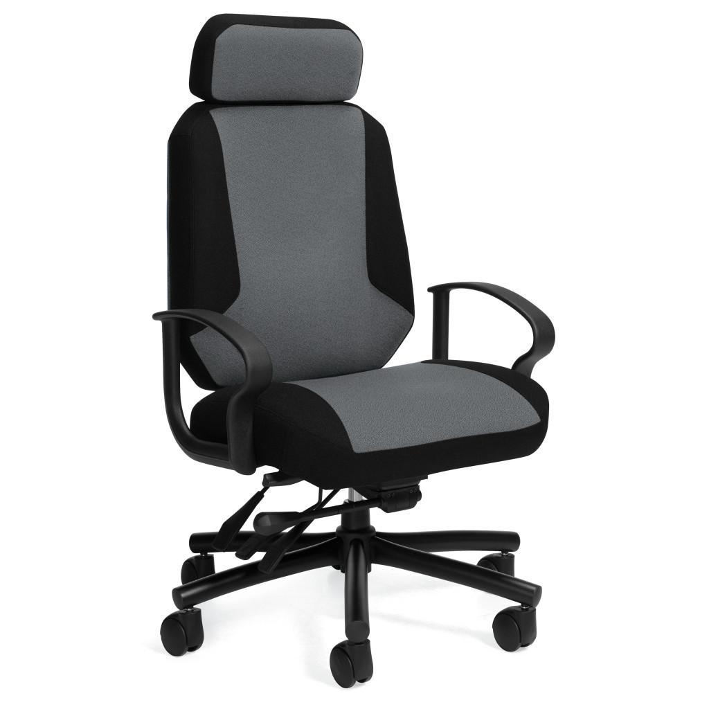 ergonomic chair under 500 wedding sash alternatives global 2526 robust two tone lb capacity office