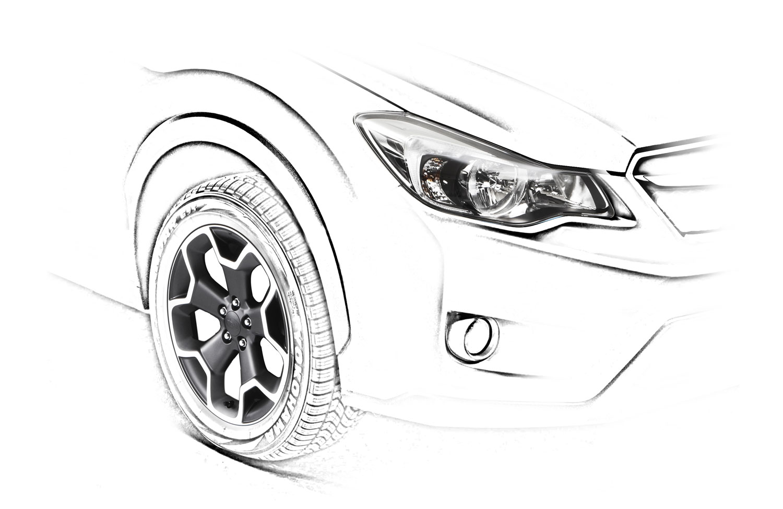 Subaru Impreza Xv Outback Image 14