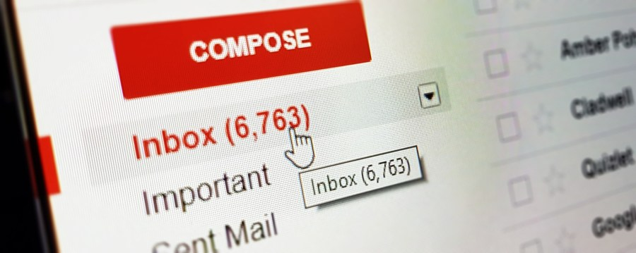 You can manage your emails inbox effectively, use 5S.