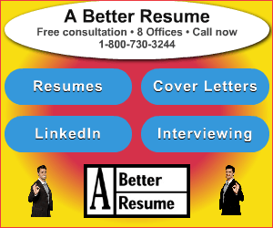 A Better Resume Service