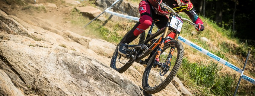 Learn From Aaron Gwin's Amazing Run
