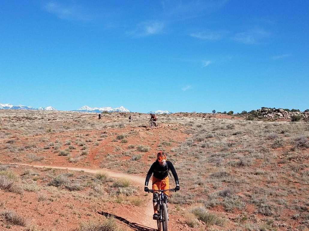 Moab, UT mtb Camp