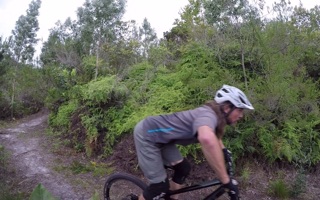 Mountain Bike Body Position, The Fundamental Movement Video Tutorial