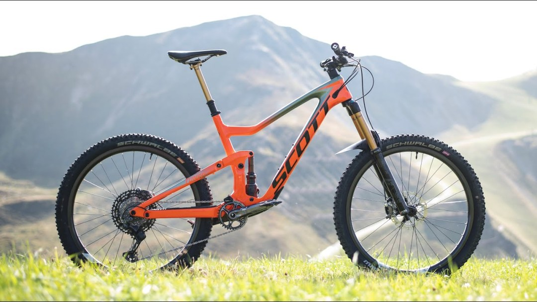 Modern Mountain Bikes