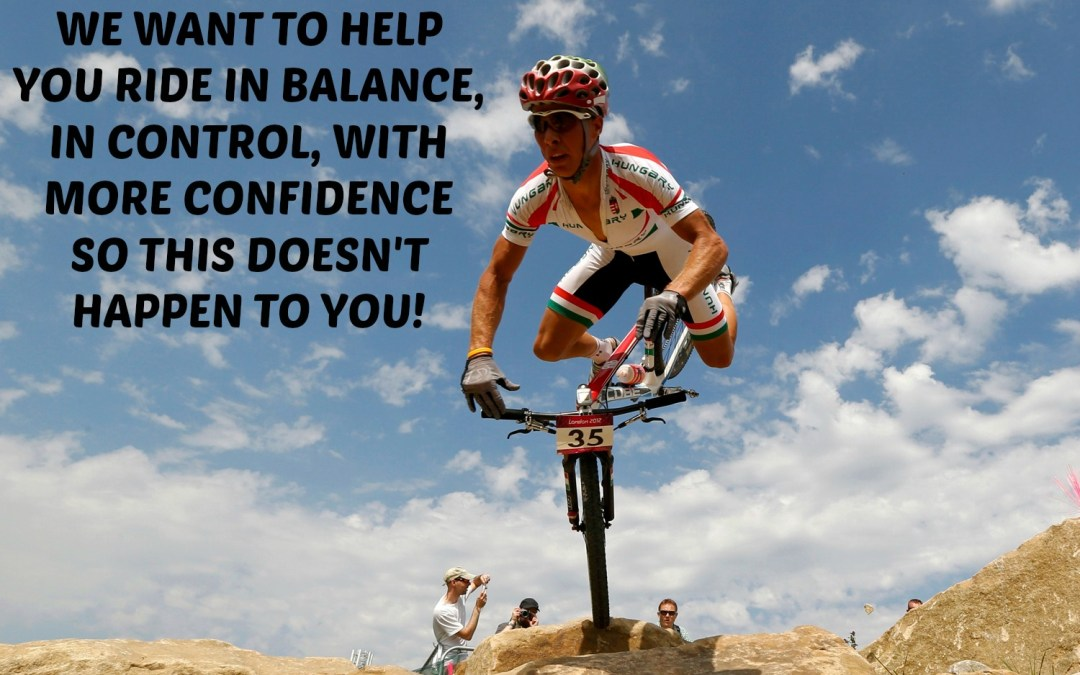 Mountain Bikers are Athletes, Act Like One!