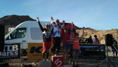 BetterRide Mountain bike skills students