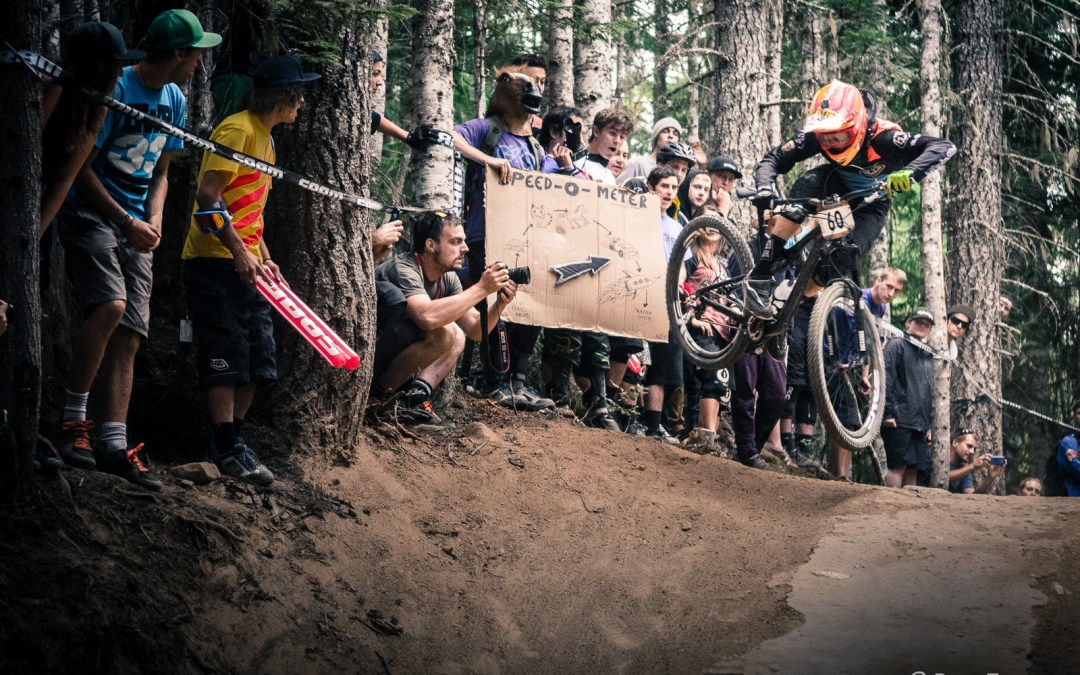 BetterRide MTB Camp Grads Tear Up the Sea Otter! (while their coach just gets older and slower! :) )