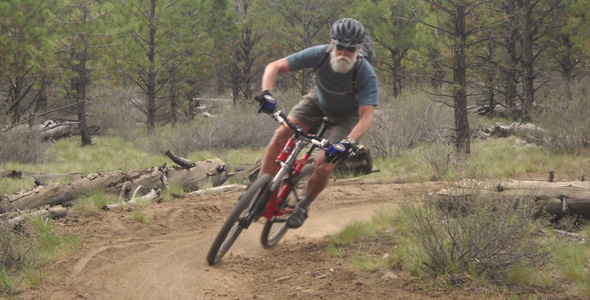 Stop Setting Mountain Biking Goals, Do This Instead!