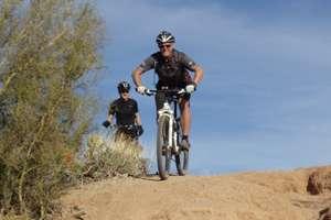 how to brake on a mountain bike