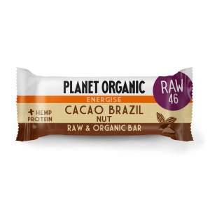 Planet Organic – Energise Bar 30g