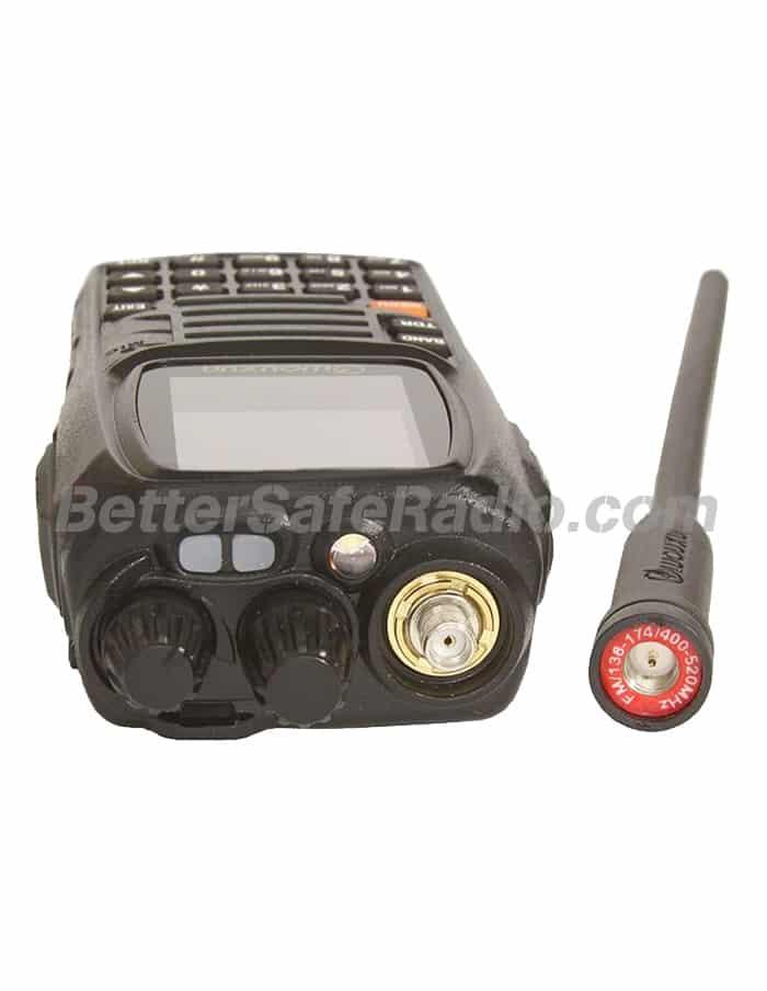 Wouxun KG-UV9D(Plus) Amateur Ham Two-Way Radio