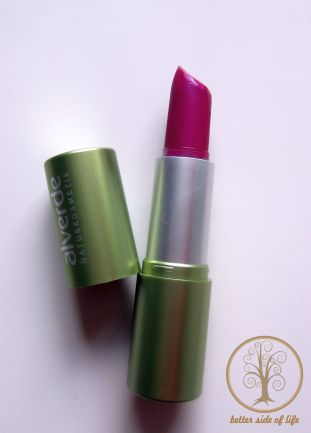 Alverde lipstick