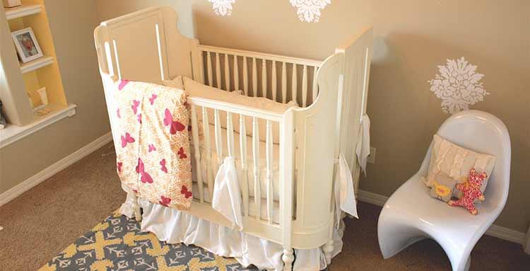 crib bumper pad