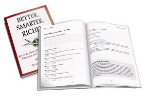 Better, Smarter, Richer workbook