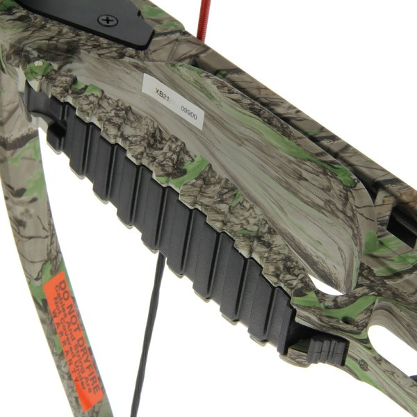 175lb Anglo Arms Camo 'panther' Crossbow Kit With