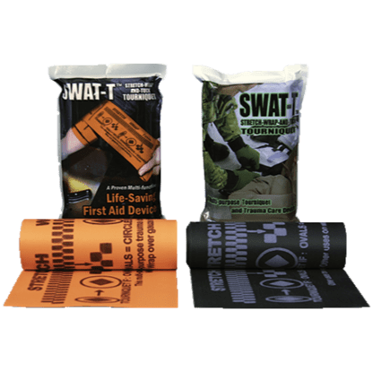 SWAT-T Orange and Black varieties