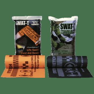 SWAT-T Orange and Black varieties