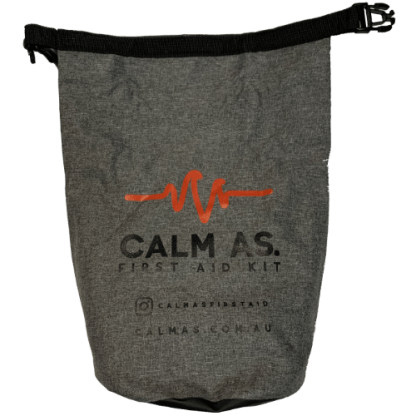 Calm As. Shark Bite First Aid Pack