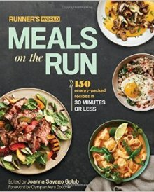 best cookbooks for runners