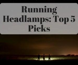 running headlamps