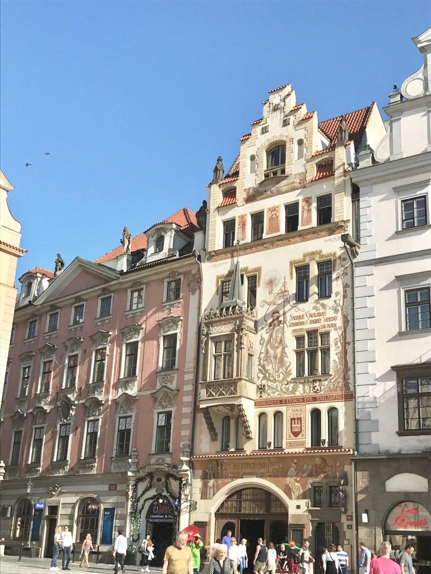Prague city tips