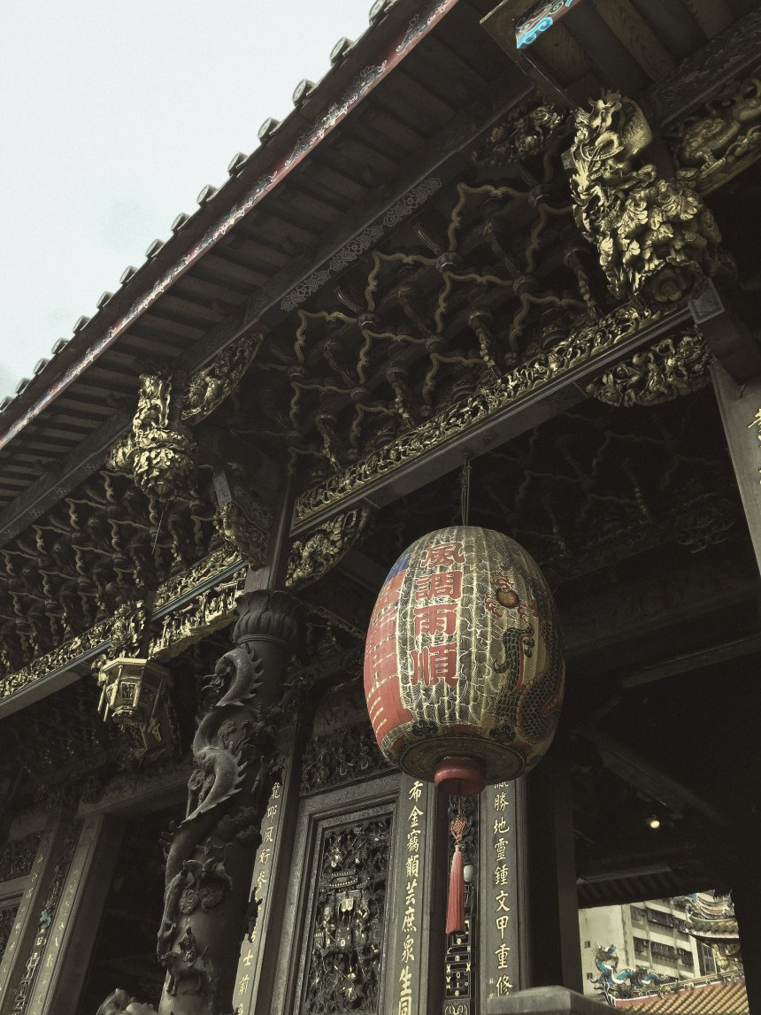 Lungshan temple 龍山寺