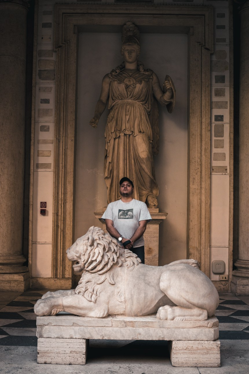 beautiful place to go in Rome museum of Rome Capitoline Museums Musei Capitolini