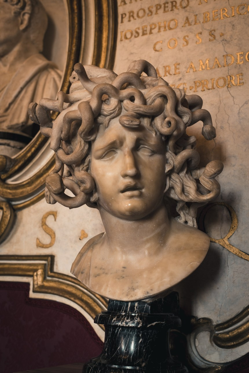 museum of Rome Capitoline Museums Musei Capitolini must see in Rome Marforio Bernini's Medusa must see