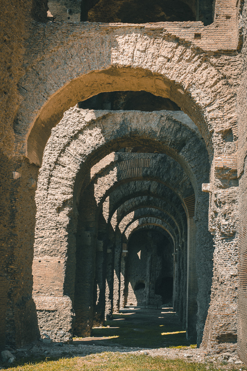 Palatine Hill ultimate Rome trip itinerary highlights